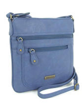 Koltov Portofino Ridge Crossbody Handbag