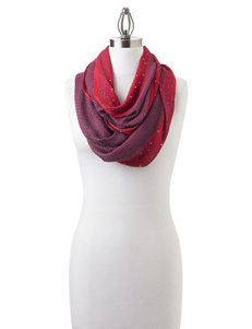 Basha Red Scarves & Wraps