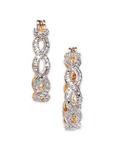 PAJ INC.  Hoops Earrings Fine Jewelry