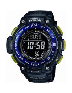Casio Triple Sensor Sport Watch