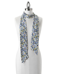 Basha Blue Scarves & Wraps