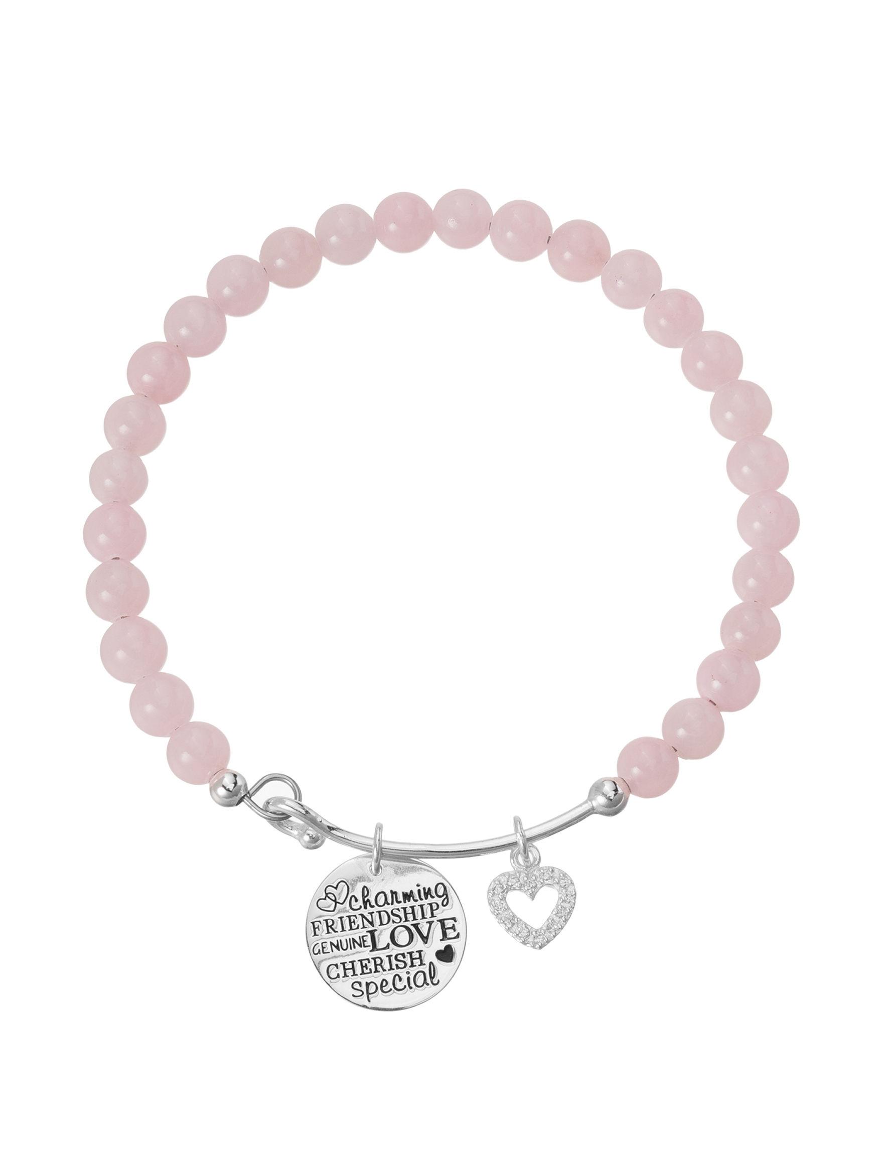 Marsala Pink Bracelets Fine Jewelry