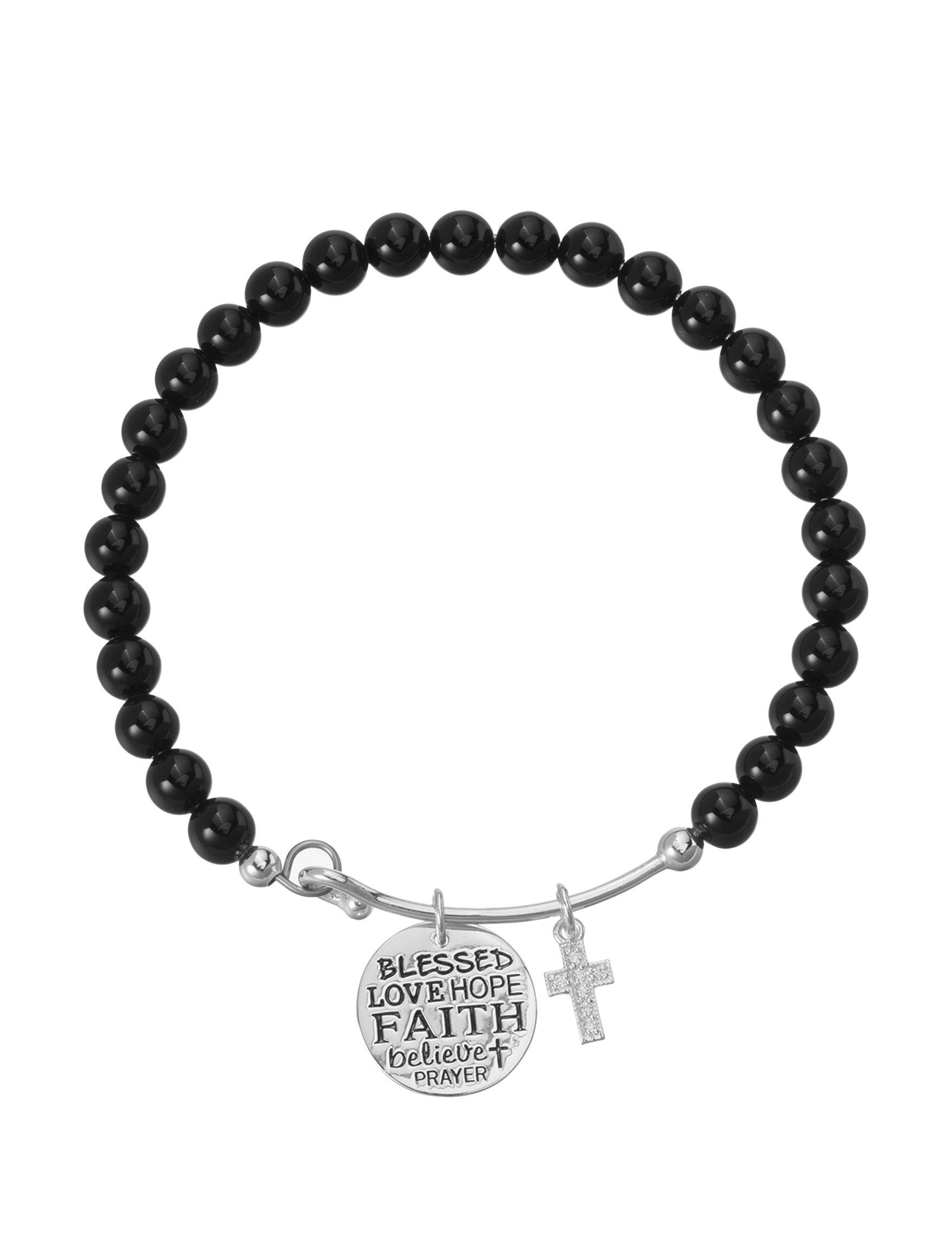 Marsala Black Bracelets Fine Jewelry