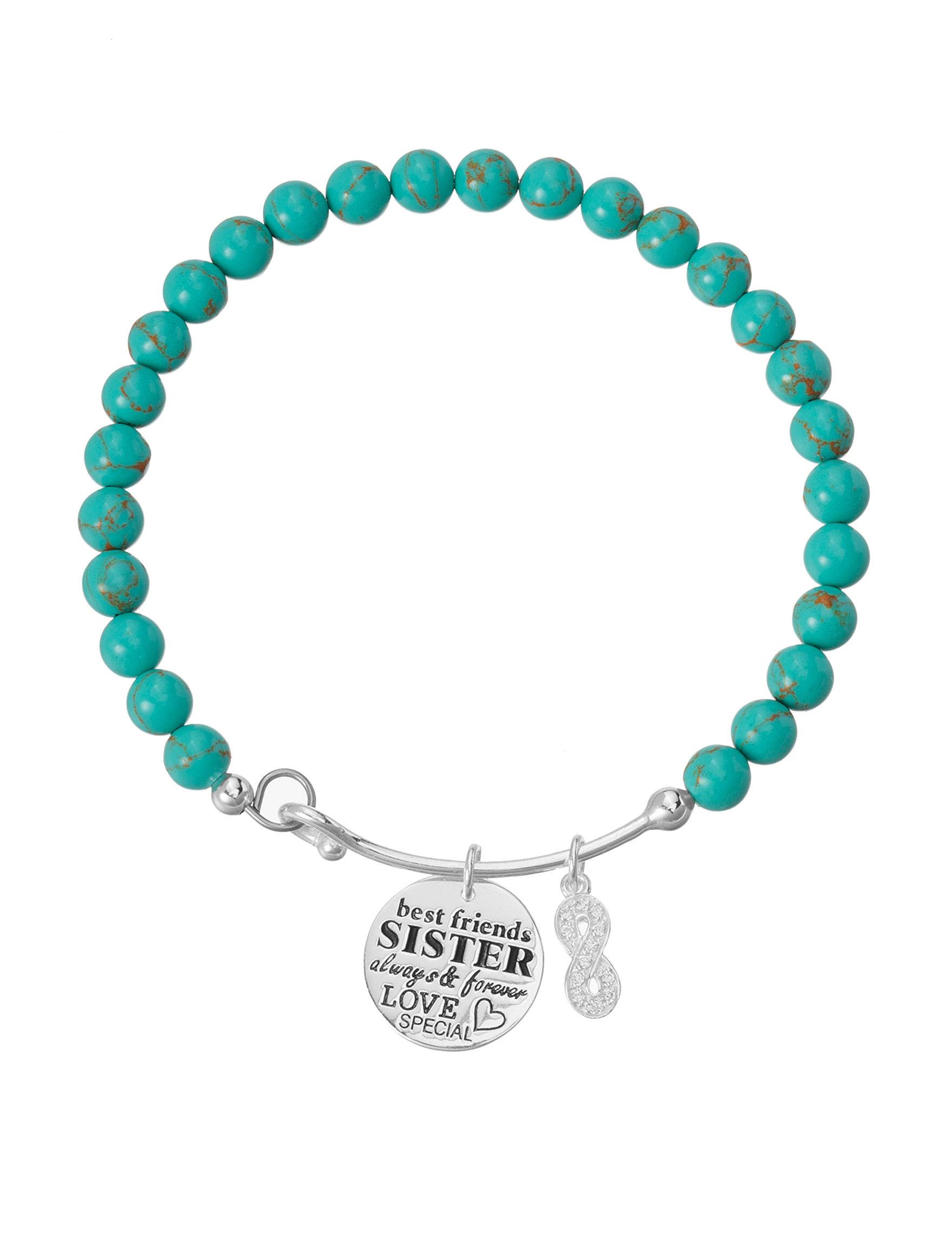 Marsala Blue Bracelets Fine Jewelry