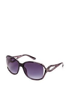 Signature Studio Leopard Square Sunglasses