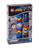 LEGO Superman Watch & Mini Figurine