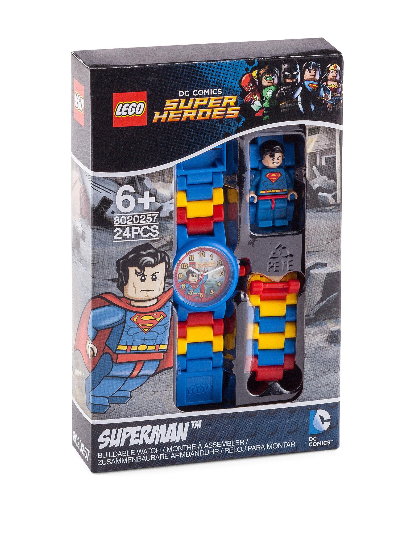 Lego Blue Fashion Watches