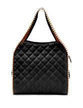 Big Buddha Quilted Ball Tote Handbag
