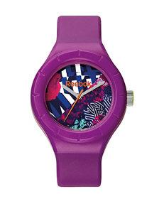 Reebok Purple Sport Watches