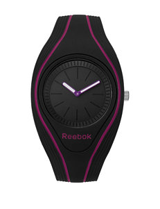 Reebok Black Sport Watches