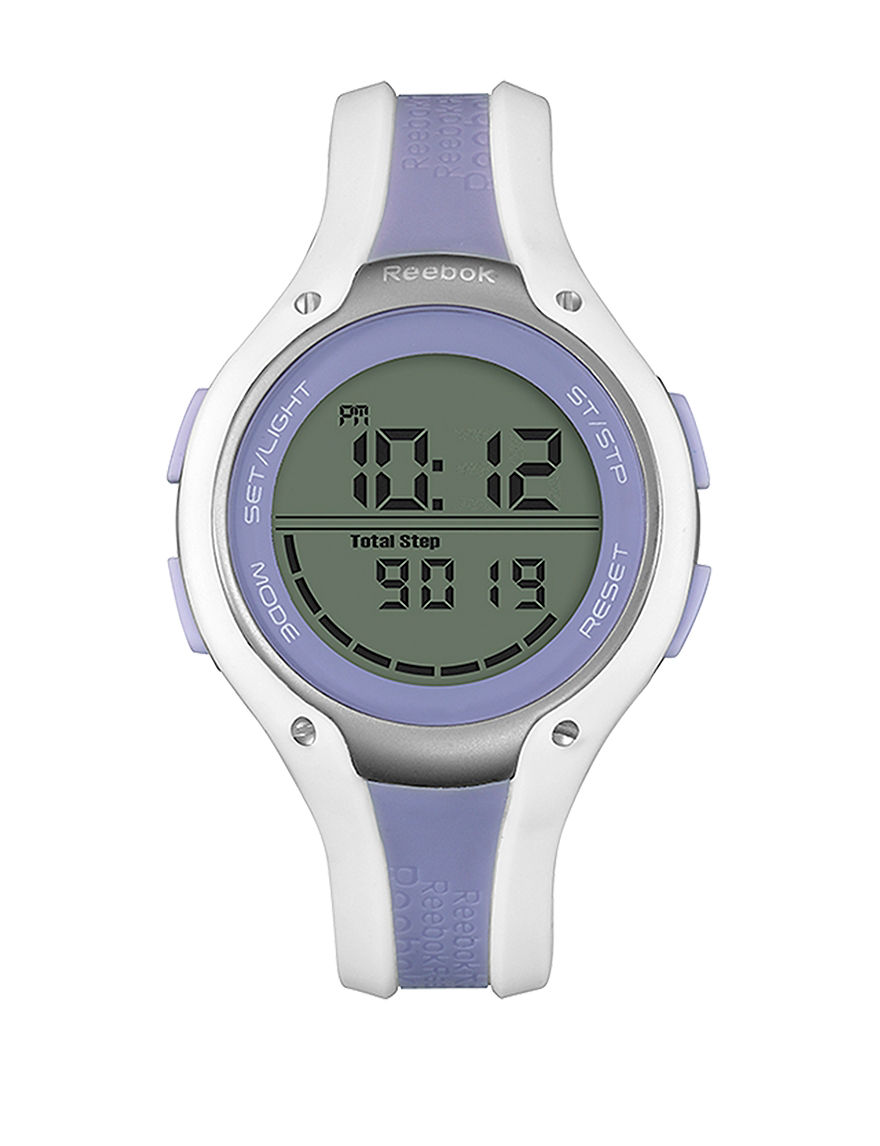 Reebok White Sport Watches