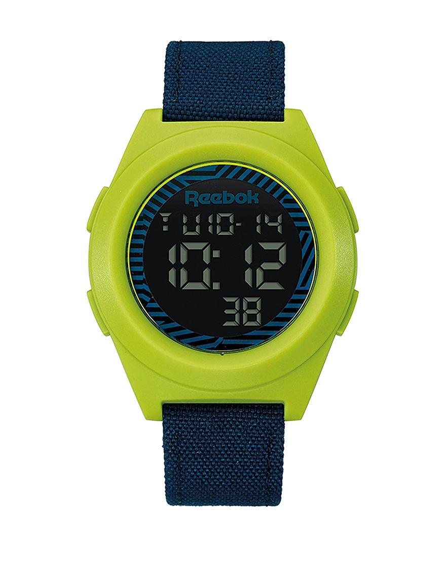 Reebok Blue Sport Watches