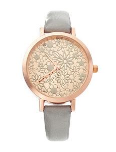 American Exchange Grey Fashion Watches