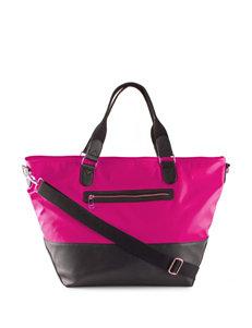 Madden Girl Nylon Weekender Bag