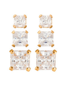 JTS Gold Studs Earrings Fine Jewelry