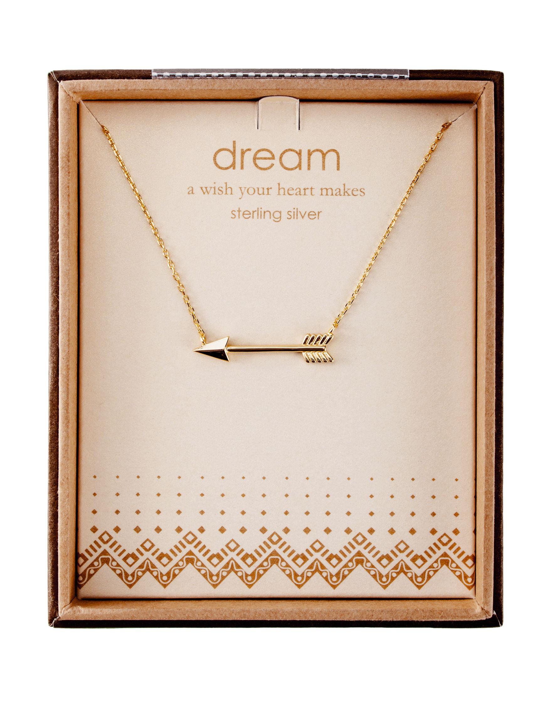 NES White / Silver Necklaces & Pendants Fine Jewelry