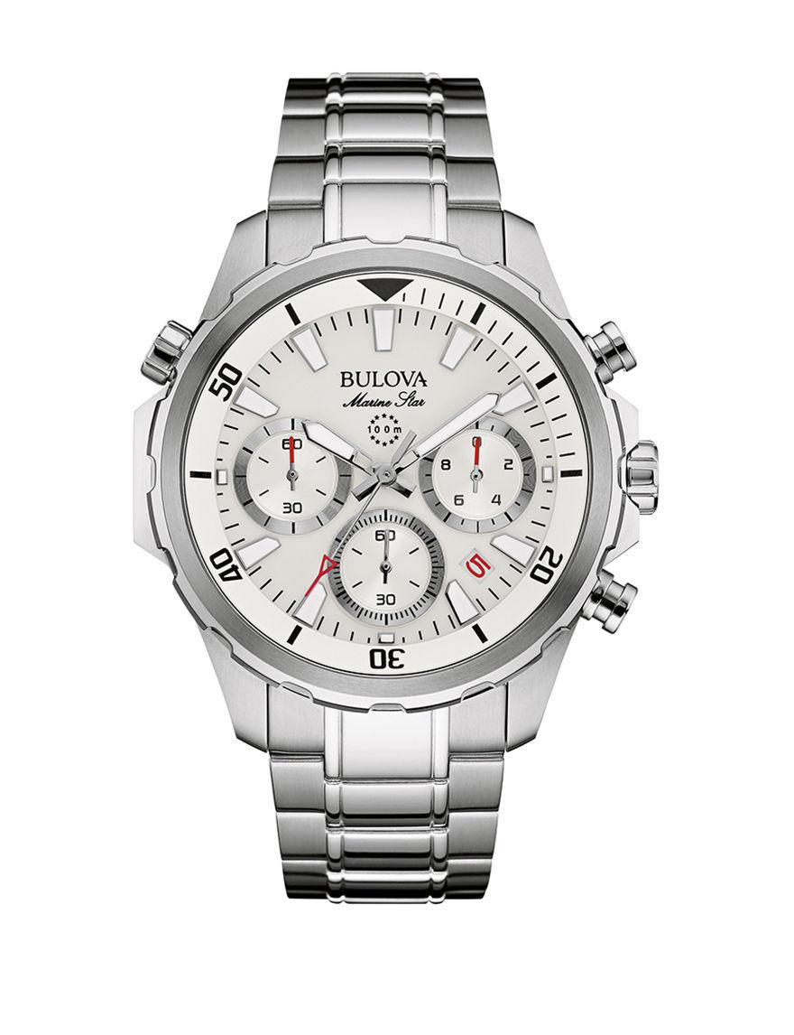 Bulova Silver