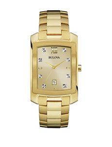 Bulova Gold Fashion Watches