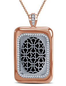 Cuff Smart Jewelry Pink Necklaces & Pendants