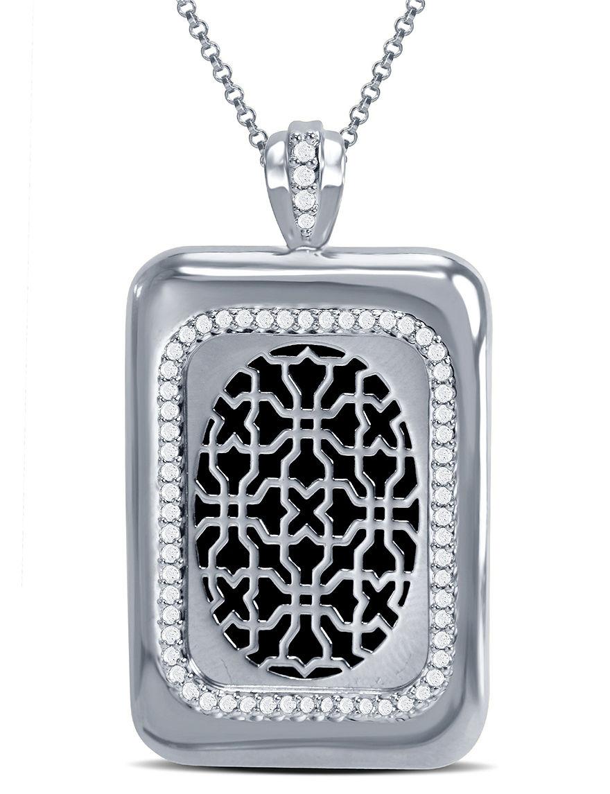 Cuff Smart Jewelry White Necklaces & Pendants