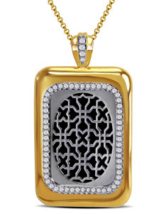 Cuff Smart Jewelry Yellow Necklaces & Pendants