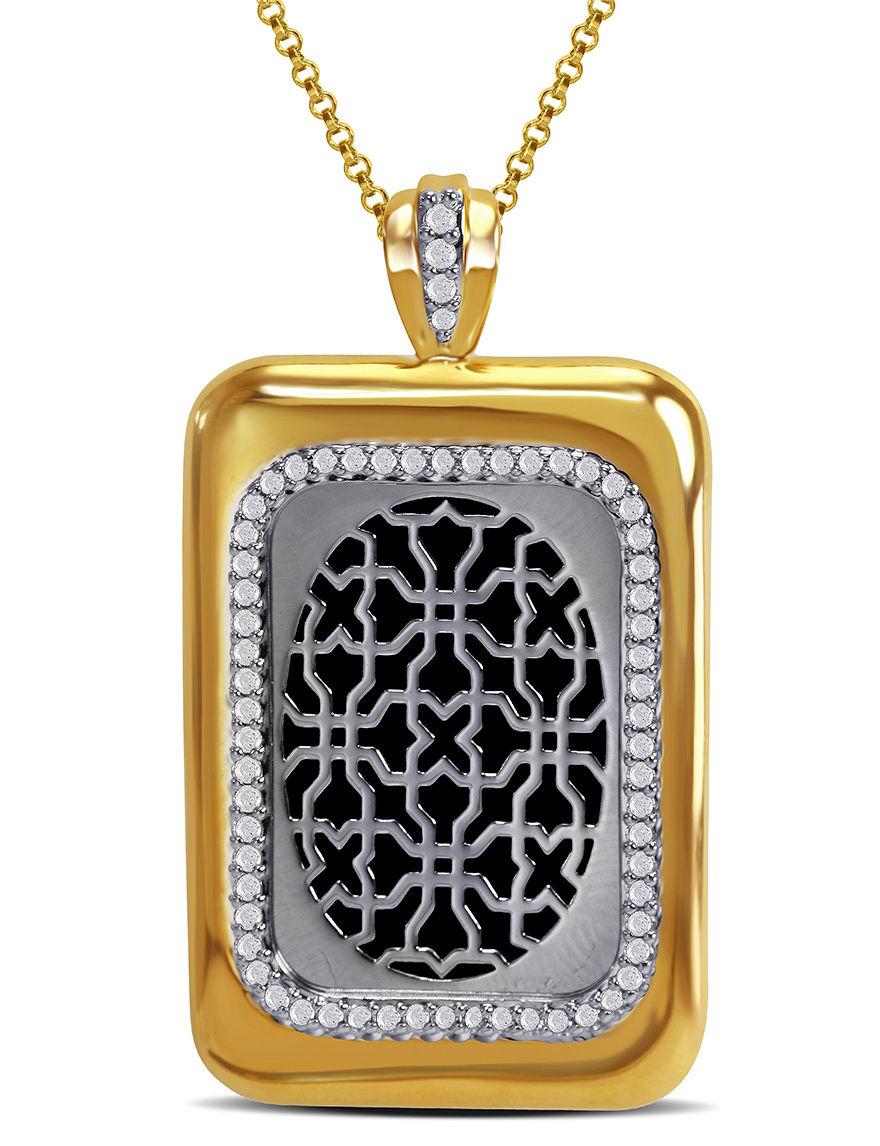 Cuff Smart Jewelry Yellow Necklaces & Pendants