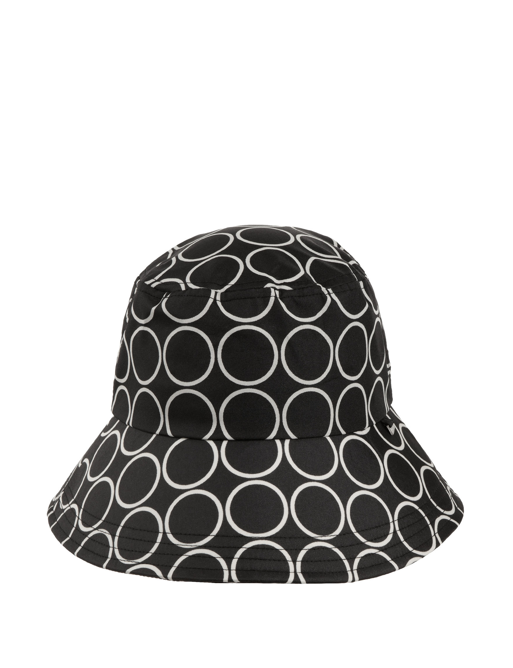 Isotoner White Hats & Headwear