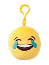 Signature Studio® Emoji Laughing Face Keychain