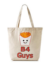 Circus by Sam Edelman Fries Before Guys Tote Bag