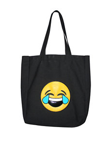 Olivia Miller LOL Tears Emoji Tote Bag