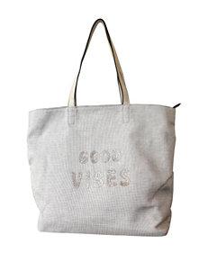 Olivia Miller Good Vibes Tote Bag