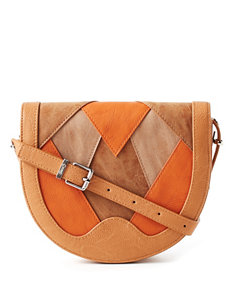Circus by Sam Edelman Skye Patchwork Crossbody Bag