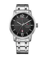 Tommy Hilfiger Stainless Steel Link Watch