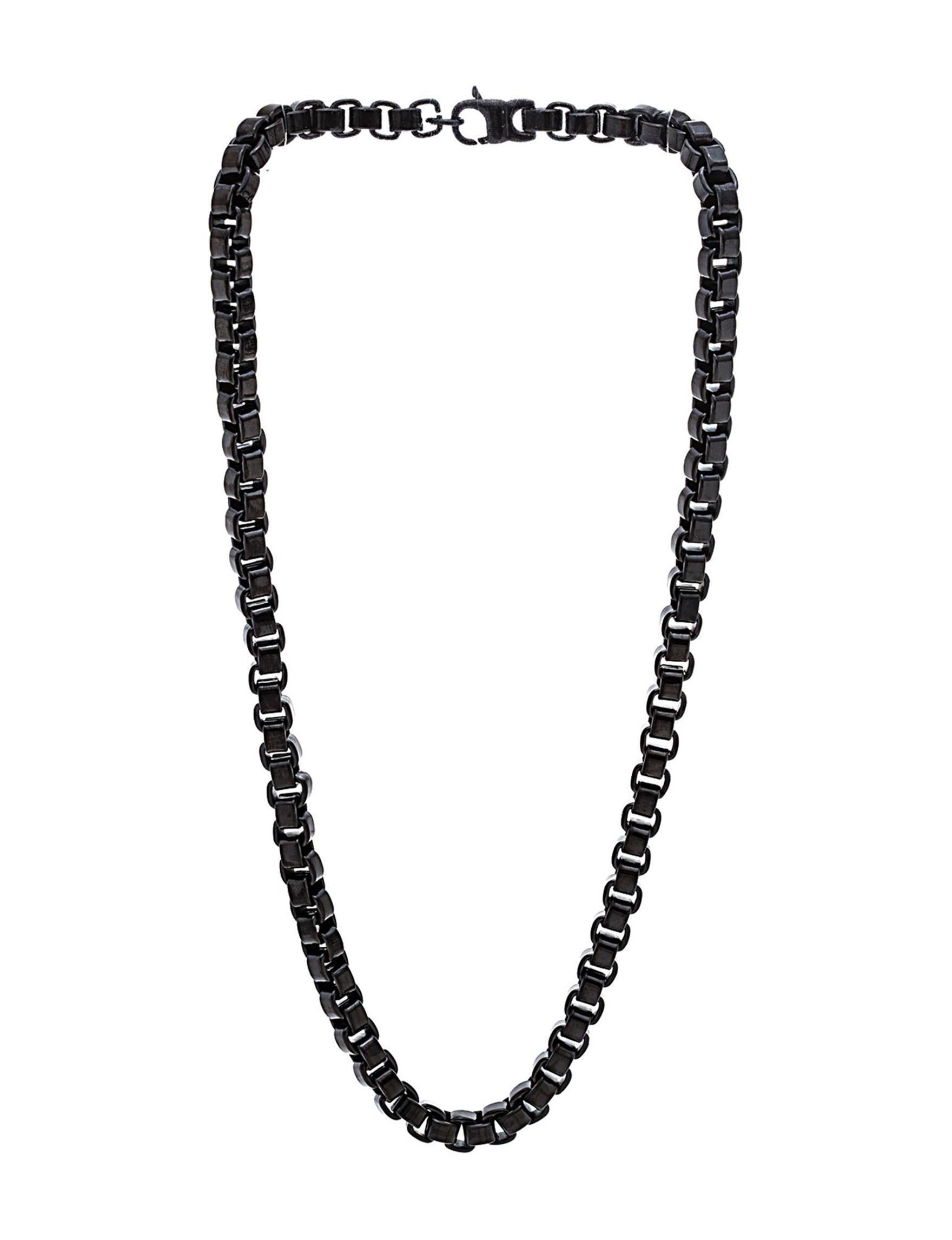 NES Black Necklaces & Pendants Fine Jewelry