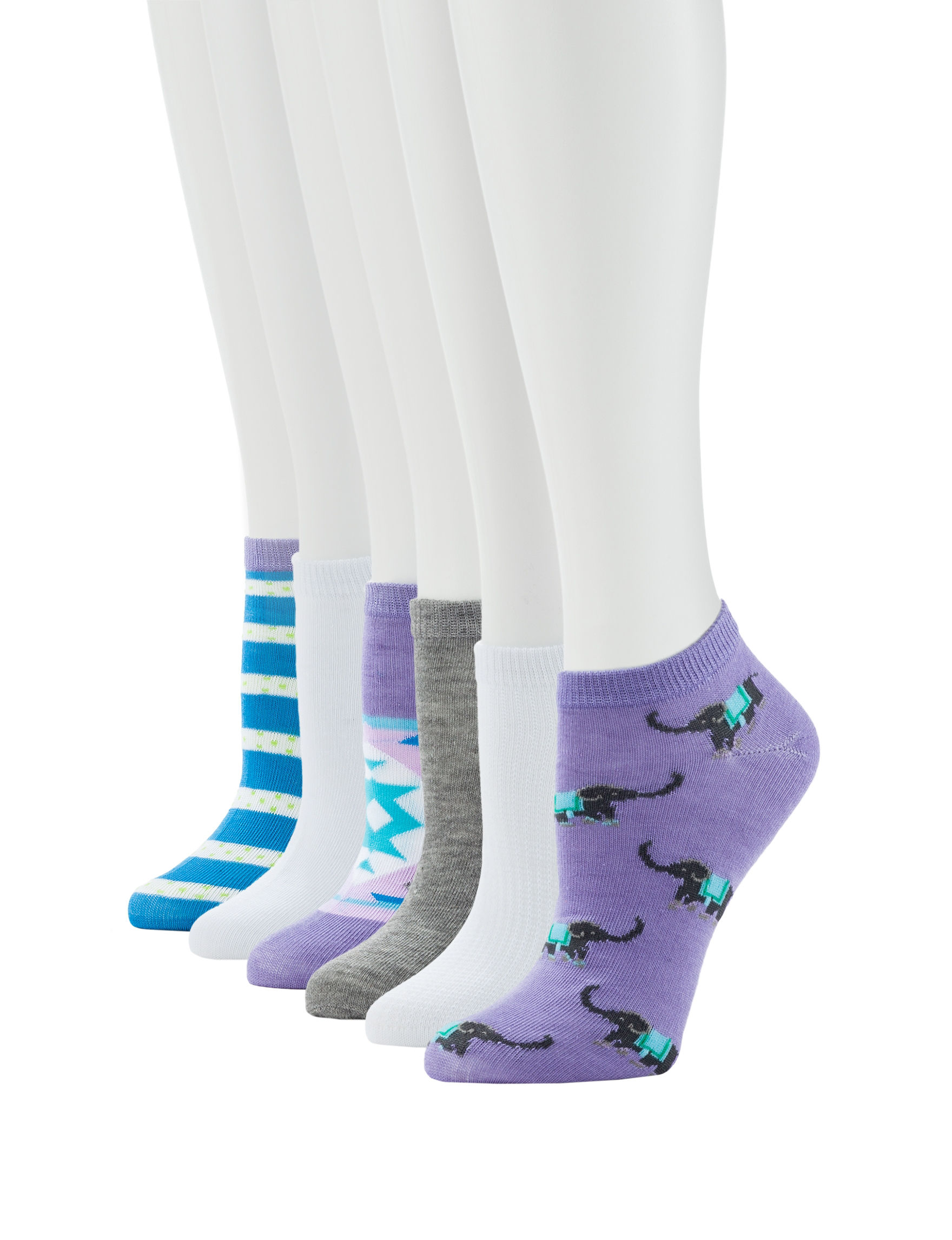 Signature Studio White Socks