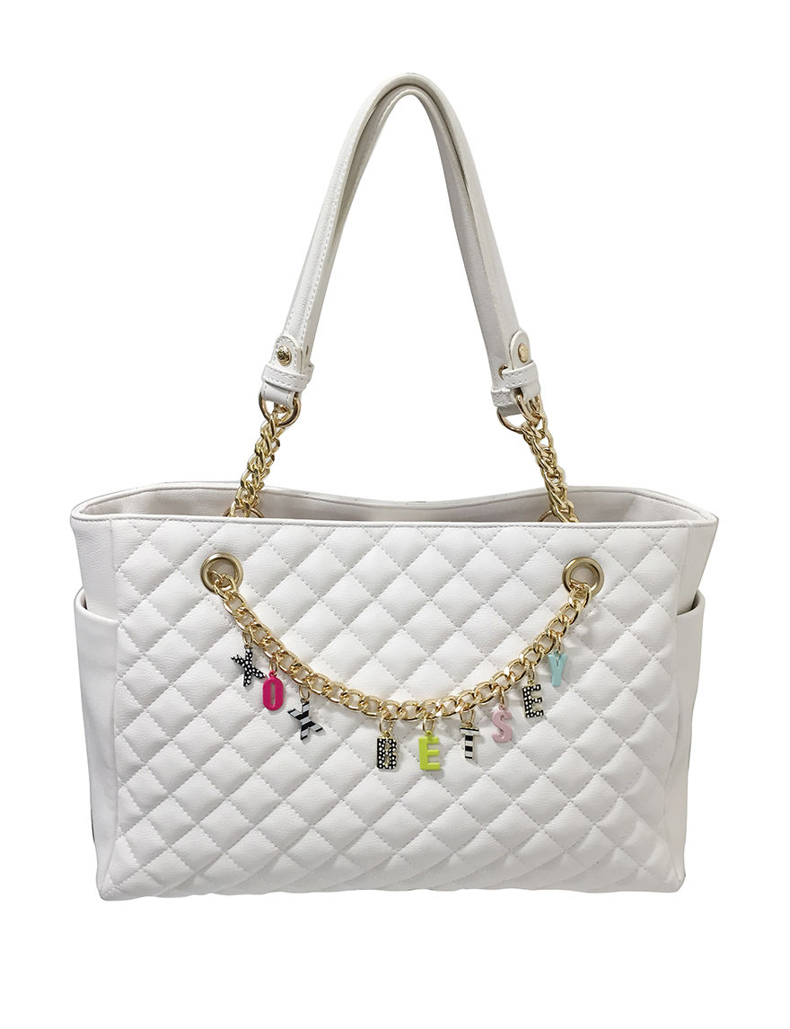 Betsey Johnson White