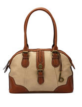 BOC Eltingville Solid Dome Satchel Handbag