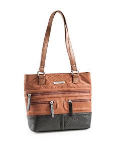 Stone Mountain Beaumont Tote Handbag