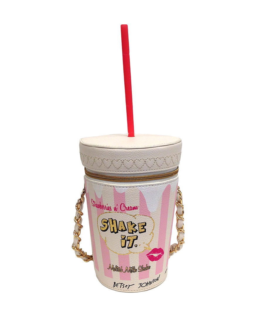 Betsey Johnson Cream