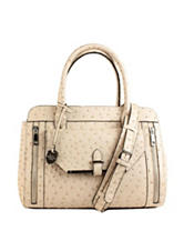 London Fog Solid Color Kinsley Satchel