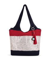 The Sak Casual Classics Crochet Tote Bag