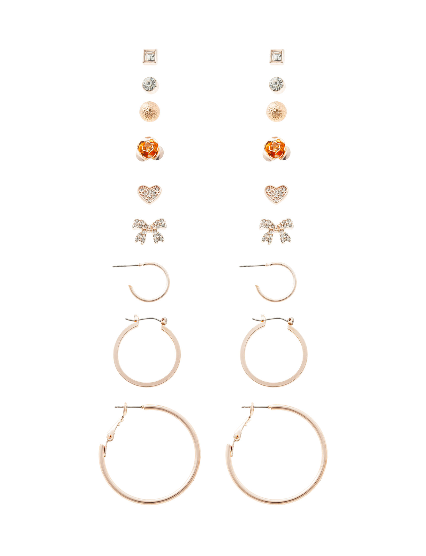 G by Guess Gold Earrings Fashion Jewelry