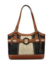 B.O.C. Nayarit Straw Tote Bag