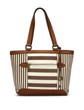B.O.C. Lemoore Striped Tote Bag