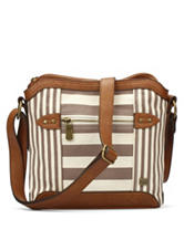 B.O.C. Lemoore Striped Crossbody Bag