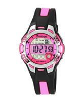 Armitron Pink & Black Digital Sport Watch