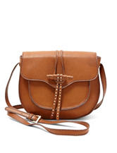 Steven Tan Saddle Crossbody Bag