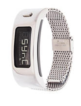 Garmin Vivofit 2 Silver-Tone Mesh Band Digital Watch