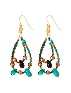 Hannah Blue Earrings Fashion Jewelry