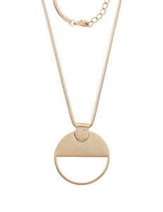 Signature Studio Gold Necklaces & Pendants Fashion Jewelry